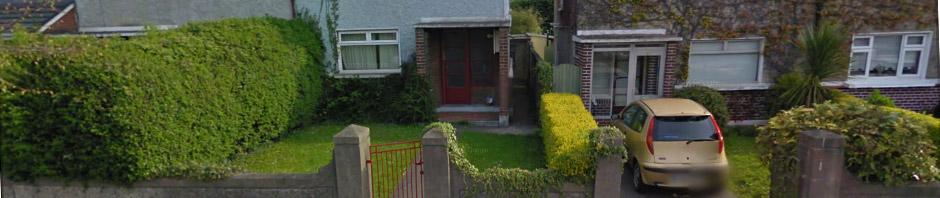 Google Street View hits Ireland. I posture.