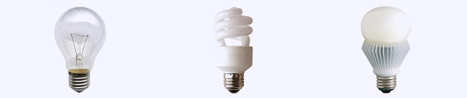 Bye bye Incandescent. Bye bye CFL. Buy LED.