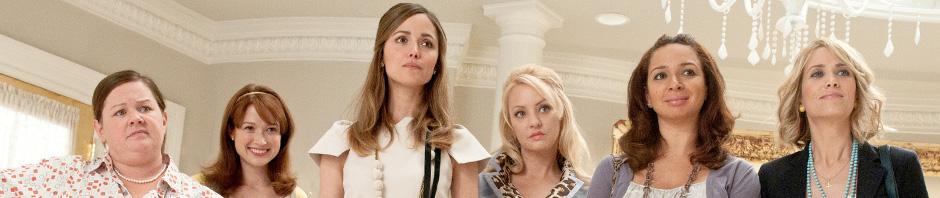 Movie Review: Bridesmaids