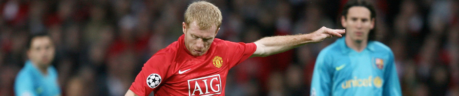ANOTHER sad day // Paul Scholes @ MUFC: 1994–2011