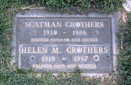 scatman crothers grave