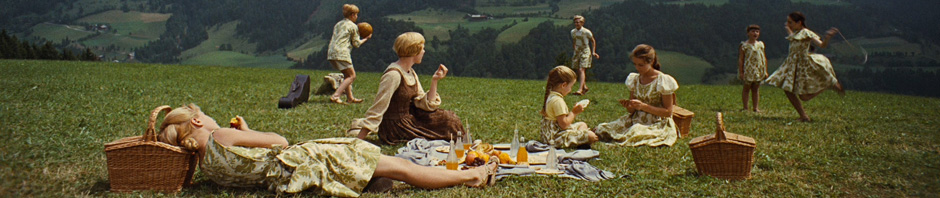 Imagine an alternative version of The Sound of Music...