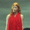 Jessica Chastain appearing opposite Al Pacino in Wilde Salome. venice. shakespeare.